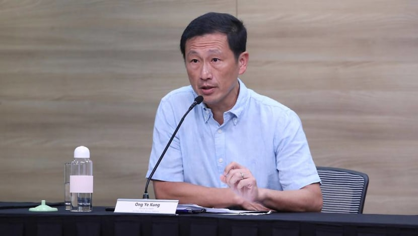 Further monitoring of COVID-19 situation needed before any decision on circuit breaker, says Ong Ye Kung