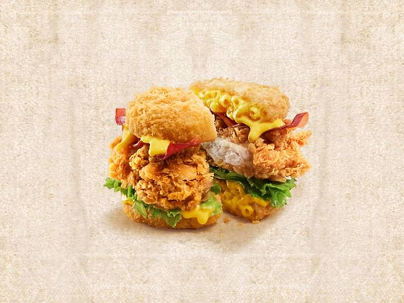 New: KFC launches Mac 'N Cheese Zinger just in time for Valentine's Day
