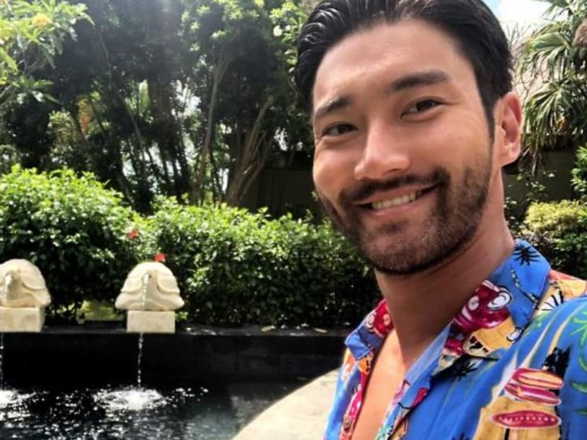 K-pop band Super Junior's Choi Siwon spotted in Bali before Indonesia concert