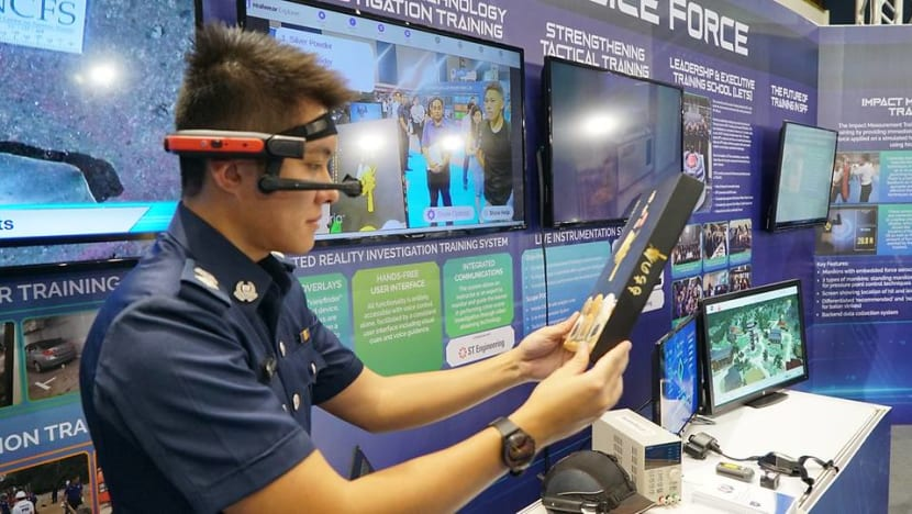 Home Team to train more tech-skilled officers with new career track
