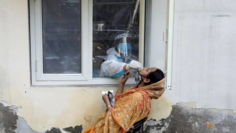 India's COVID-19 cases climb to 7.65 million