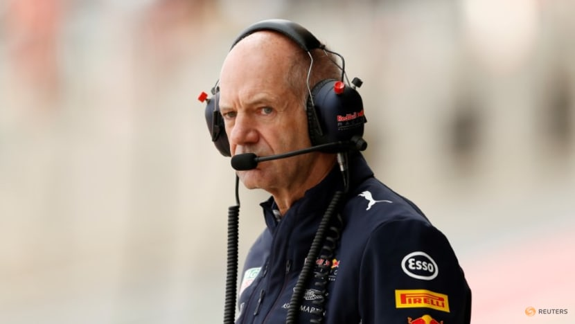 Motor racing: Newey says Red Bull have battled more 'politicking' than ever