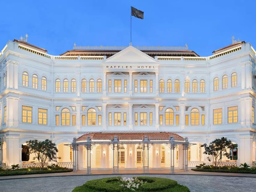 Fancy solving a mystery while on staycation at Singapore's Raffles Hotel?