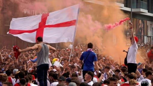 Football: England get Wembley stadium ban over Euro 2020 final chaos