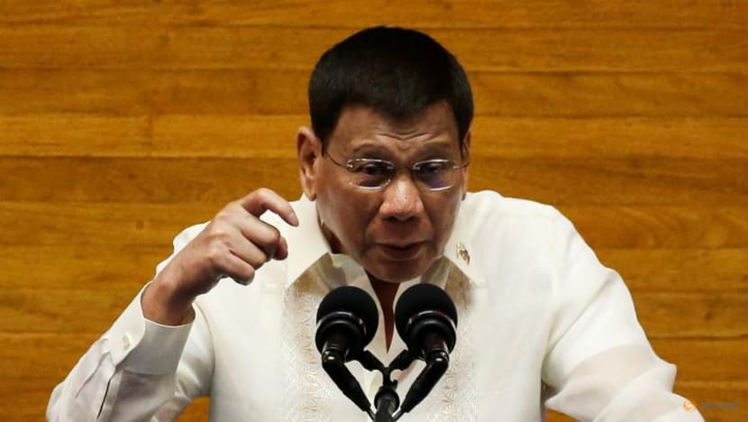 Philippines' Duterte proposes record US$99.13 billion national budget for 2022