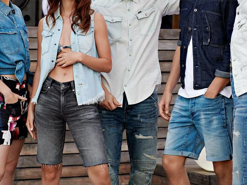 Time to replace your skinny jeans and jeggings –  here are the latest denim trends