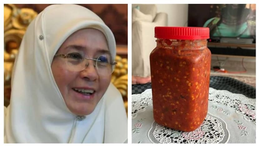 Malaysian queen claims to be 'official sambal belacan supplier' to Mr Lee Kuan Yew and family