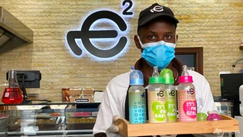 Baby bottle craze sweeps Gulf Arab states, sparks backlash