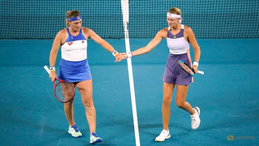 Tennis: Babos and Mladenovic retain French Open women's doubles title