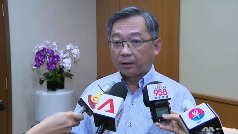 'I am sorry': Gan Kim Yong says health ministry providing support to HIV sufferers affected by data leak