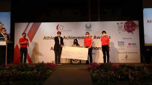 Para-athletes cash incentive scheme doubled, Yip Pin Xiu gets S$800,000 for two gold medals at Tokyo Paralympics