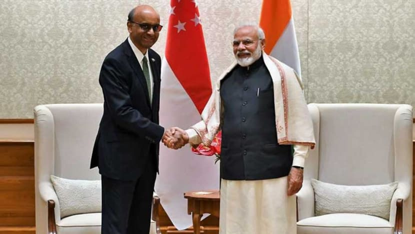 Singapore optimistic about India's long-term prospects: Tharman