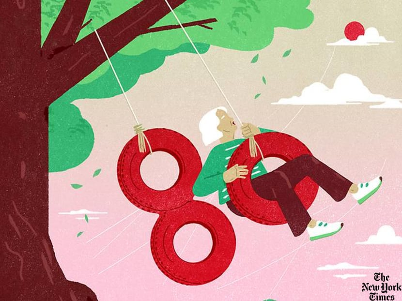 What's the secret to living longer? Take it from someone who just turned 80