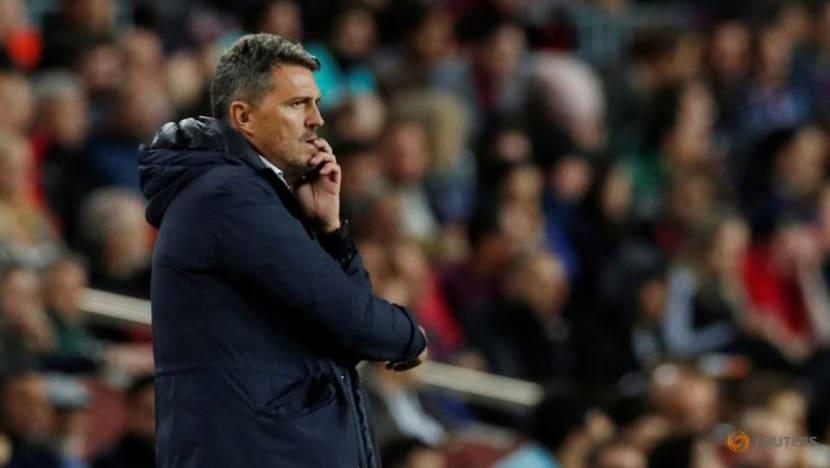 Celta sack coach Oscar after poor start to season