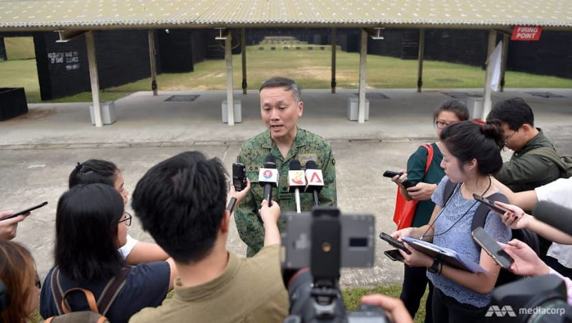 15 former SAF officers holding senior leadership roles in public service: Chan Chun Sing