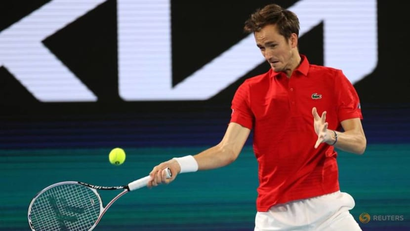 Tennis: Medvedev fires Russia to ATP Cup win