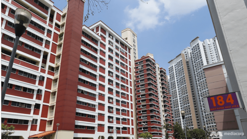 HDB resale prices fall 0.9% in 2018