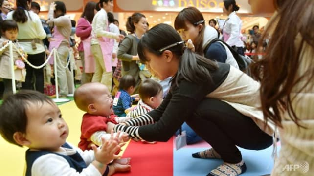 Commentary: Japan's baby bust should force a rethink about demanding jobs and never-ending growth