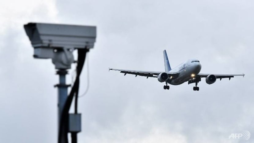 Britain expands airport drone no-fly zones