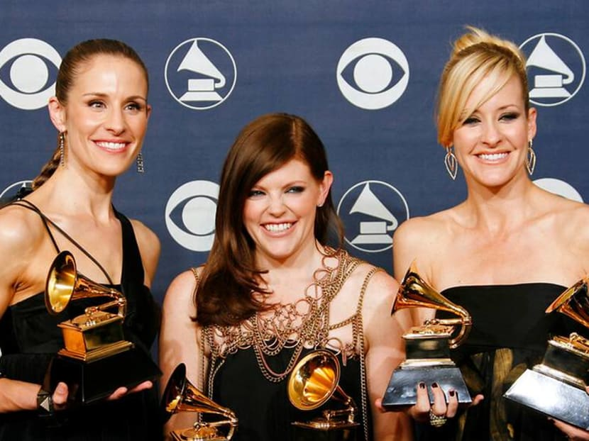 Country music band The Dixie Chicks officially change name to The Chicks