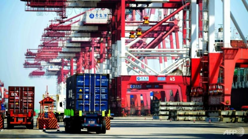 US trade deficit recedes in November on falling imports