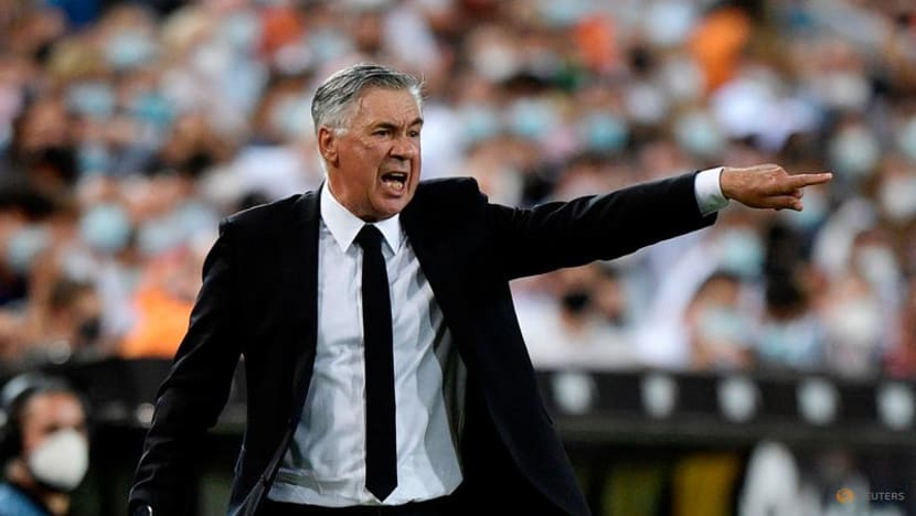Football: Ancelotti salutes Real Madrid fighting spirit after comeback win