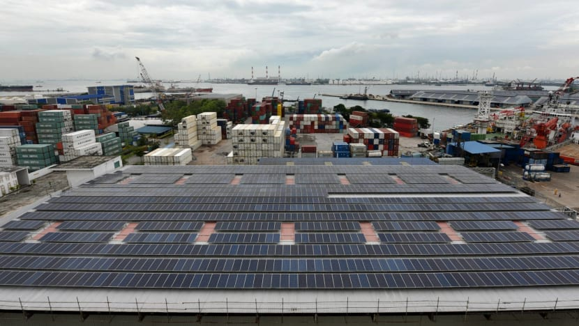 Singapore sets solar energy target for 2030 that would provide enough power for 350,000 homes