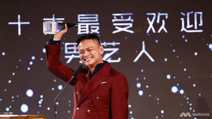 Dennis Chew says Romeo Tan 'dispersed dark clouds' of entertainment industry