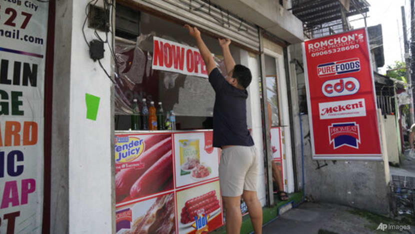 Philippines tries new tack in COVID-19 curbs to reopen more businesses