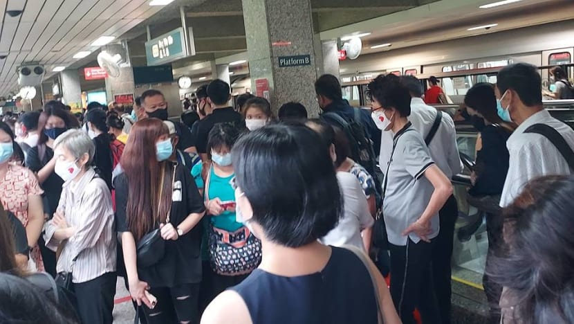 Signalling fault causes morning rush hour delays on North-South Line
