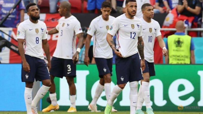 Soccer-Hungarian fans influenced France in 1-1 draw - Griezmann