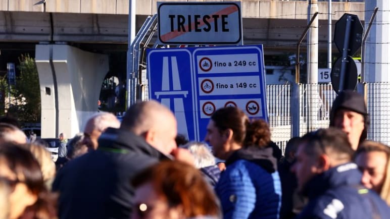 Italy imposes mandatory COVID-19 health pass for work amid protests