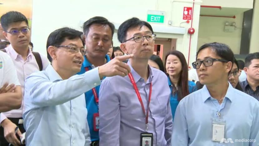 'Take the difficult road today', Heng Swee Keat urges firms
