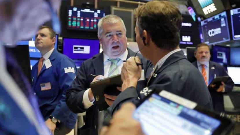 Wall Street sags as markets await Fed decision