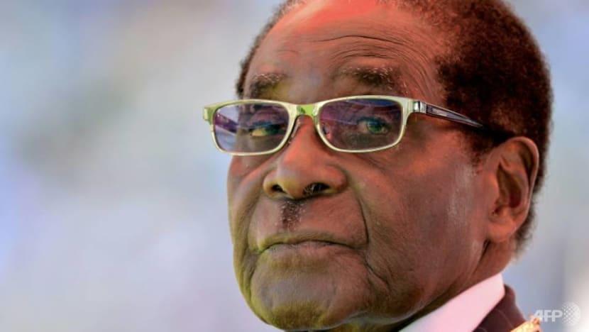 Former Zimbabwe leader Robert Mugabe dies aged 95