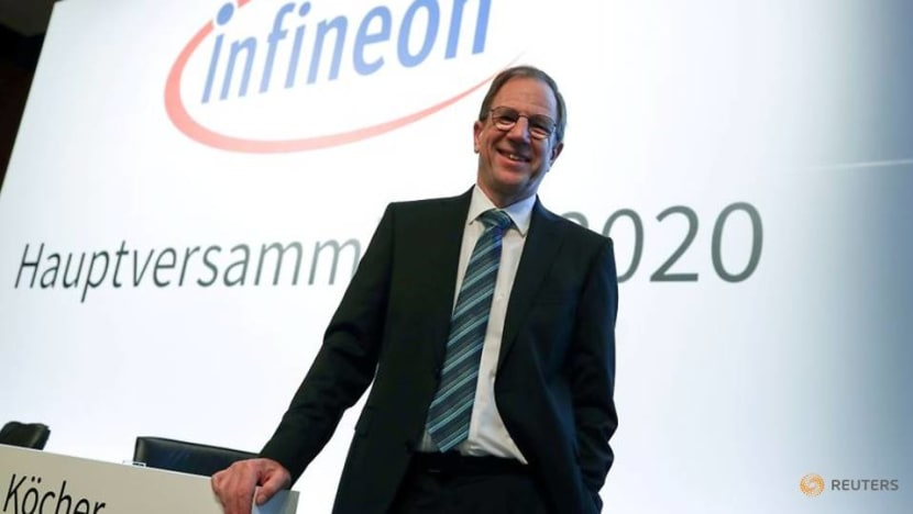 Infineon insulated from US-China tensions: CEO