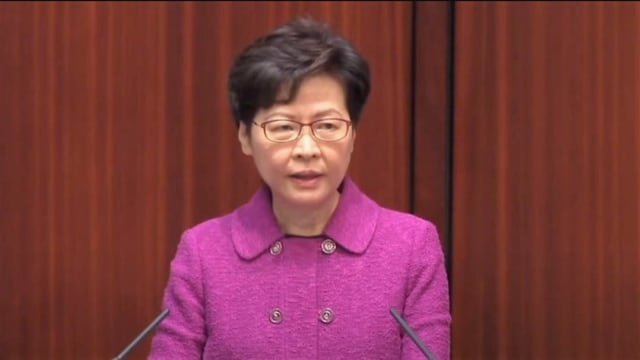 香港强制规定公务员接种冠病疫苗 否则得自付检测费