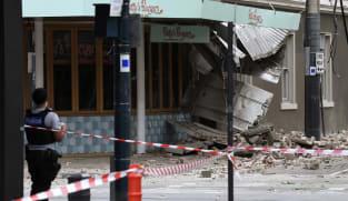 6.0-magnitude earthquake strikes near Melbourne, tremors rattle south-east Australia