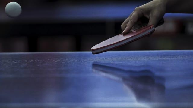 【国际乒乓球总会年终总决赛】中国选手包办男 女单打冠亚军