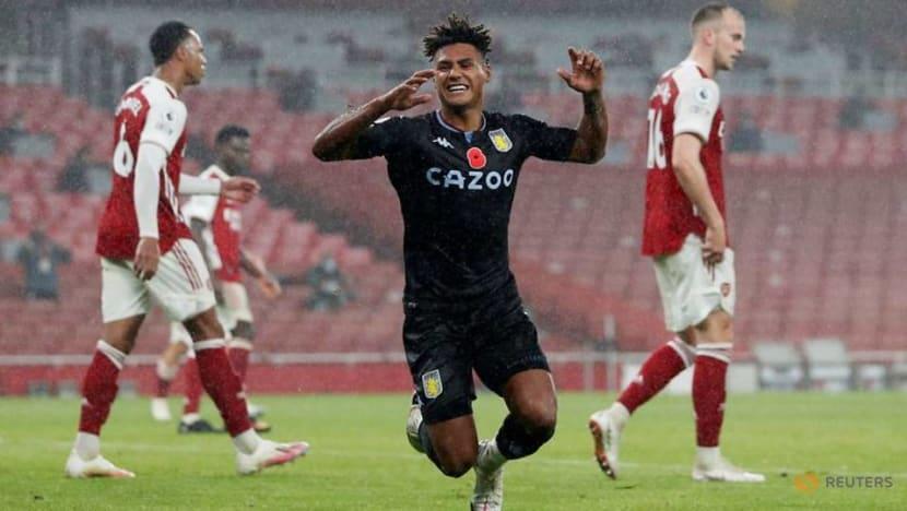 Football: Watkins scores twice as vibrant Villa stun Arsenal