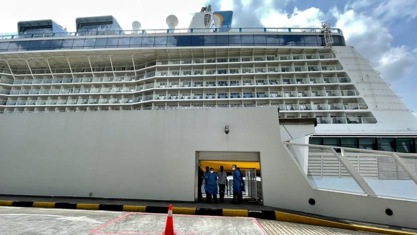 Close contacts of cruise passenger who tested positive for COVID-19 have quarantine orders rescinded after third negative test