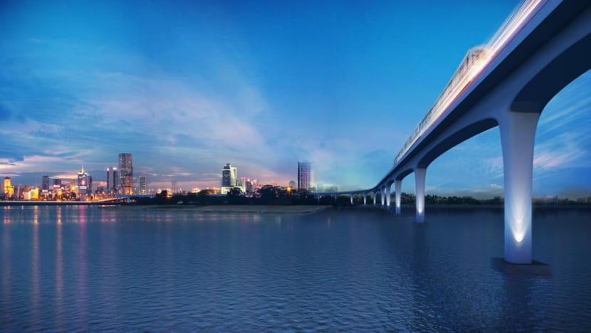 S$180 million contract awarded for construction of JB-Singapore RTS Link viaduct, tunnels