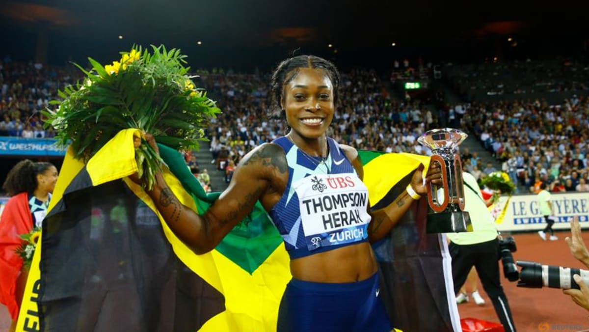 Athletics: Thompson-Herah ends stellar season on a high