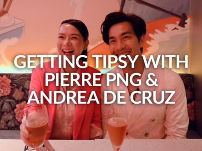 Pierre Png and Andrea De Cruz's new Tipsy Flamingo restaurant | CNA Lifestyle