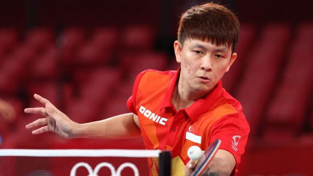 4比2勇挫塞内加尔对手 乒乓男单周哲宇晋级下一圈