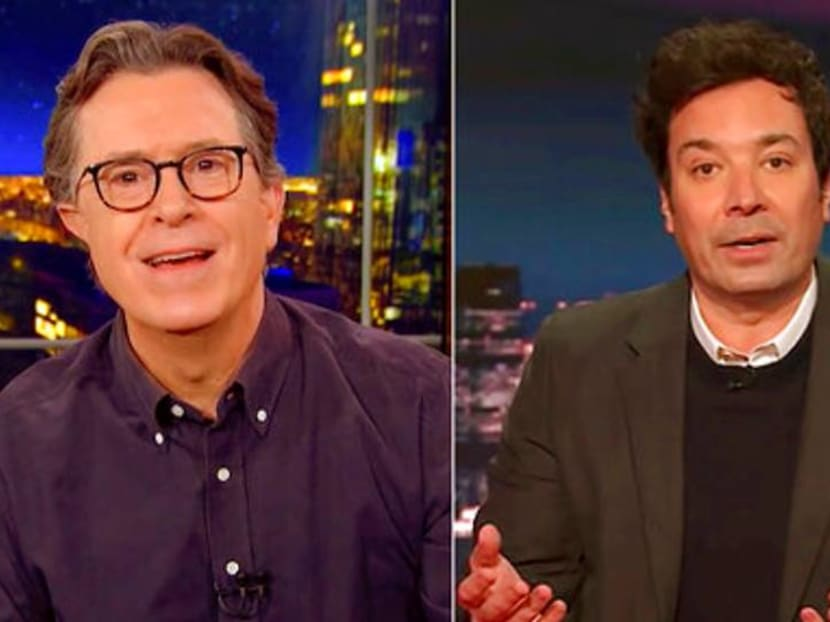 Jimmy Fallon, other late-night TV show hosts react with shock, anger to Capitol attack