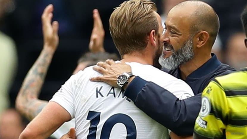Football: Spurs go top of Premier League after Son sinks Watford