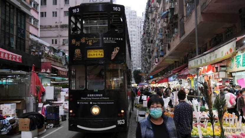 Commentary: In Hong Kong, the COVID-19 outbreak sent shockwaves but could reinvigorate protests
