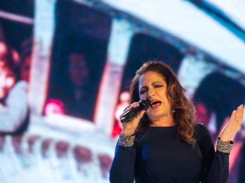 Singer Gloria Estefan urges global support for Cuban protesters
