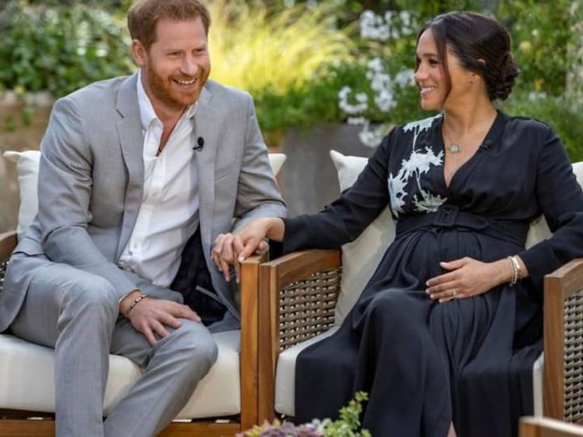 UK's ITV says 12.3 million tuned in for Meghan and Harry interview